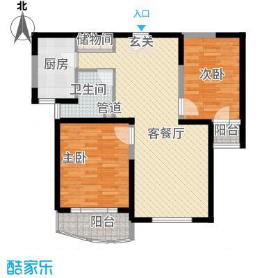 虹叶茗园虹叶茗园户型图户型图2室2厅1卫1厨户型2室2厅1卫1厨