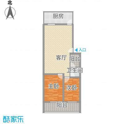 天业翠苑114.64㎡天业翠苑B座户型10室