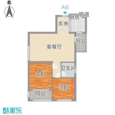 济柴家园济柴家园户型图1300685146581_0002室1厅1卫1厨户型2室1厅1卫1厨