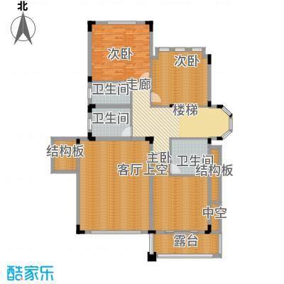 龙源温泉度假城龙源温泉度假城户型图I户型二层户型10室