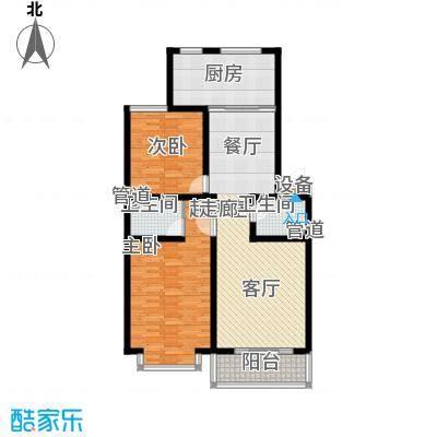 山景明珠花园106.00㎡山景明珠花园户型图14号楼户型33室户型3室