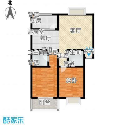 山景明珠花园110.72㎡山景明珠花园户型图2室2厅2卫2室2厅2卫户型2室2厅2卫