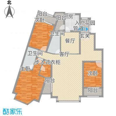 曼哈顿国际庄园181.55㎡曼哈顿国际庄园户型图3室2厅2卫户型10室