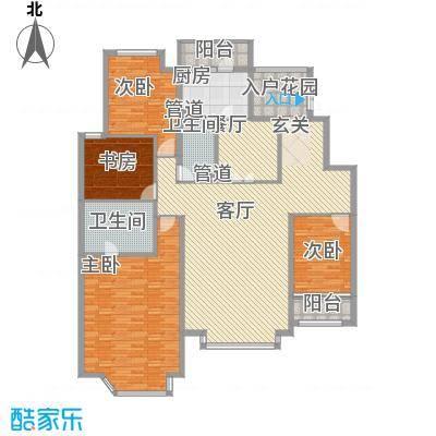 曼哈顿国际庄园217.29㎡曼哈顿国际庄园户型图4室2厅2卫户型10室