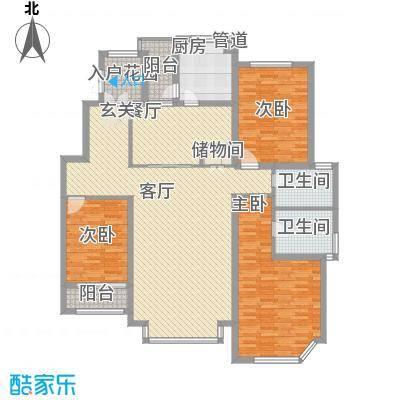 曼哈顿国际庄园188.28㎡曼哈顿国际庄园户型图3室2厅2卫户型10室