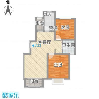 中轩丽苑上海中轩丽苑户型10室