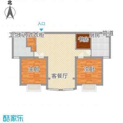 卢湾滨江时代上海卢湾滨江时代户型10室