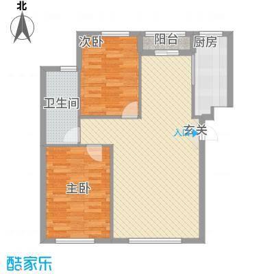 新华壹品94.46㎡新华壹品三期户型10室