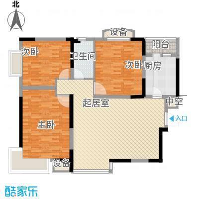 沈阳恒大绿洲136.05㎡沈阳恒大绿洲户型图户型图3室2厅2卫户型3室2厅2卫