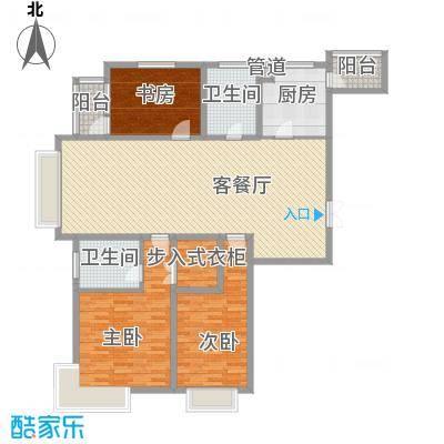 地王白金国际公寓地王白金国际公寓户型10室