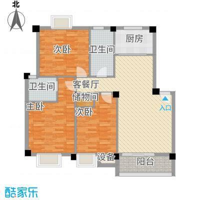 御花园别墅御花园别墅户型图户型图3室2厅1卫1厨户型3室2厅1卫1厨