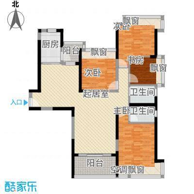 海军安居大厦145.00㎡海军安居大厦4室户型4室