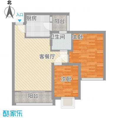 虎门海燕楼虎门海燕楼2室户型2室