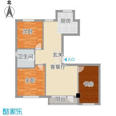 今都小区111.61㎡今都小区户型图今都3室户型图3室2厅1卫1厨户型3室2厅1卫1厨