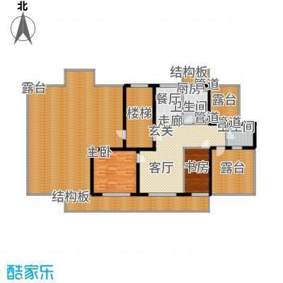 绿色家园83.15㎡绿色家园户型图J户型2室2厅2卫户型2室2厅2卫