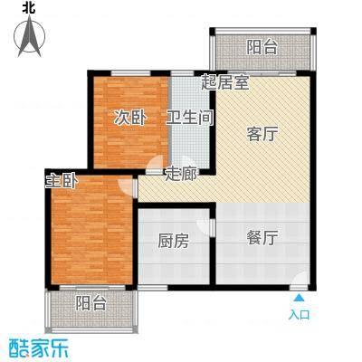 山景明珠花园119.29㎡山景明珠花园户型图3号楼3A户型3室户型3室