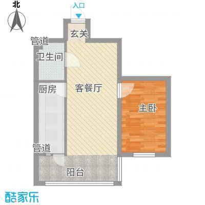 锦秀物业锦秀物业户型图41室1厅1卫1厨户型1室1厅1卫1厨