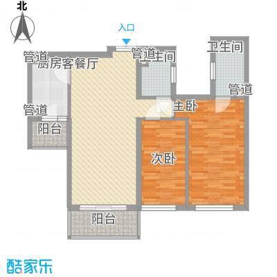 东方剑桥99.69㎡上海东方剑桥户型10室