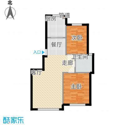 绿色家园 4室 户型图