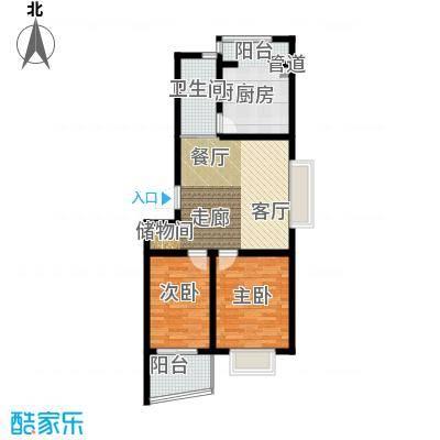 上海 中虹丽都苑 户型图
