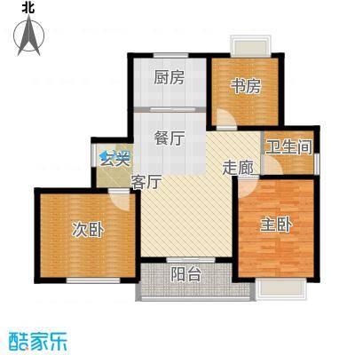 奉贤南桥20万方住宅项目奉贤南桥20万方住宅项目户型图5户型10室