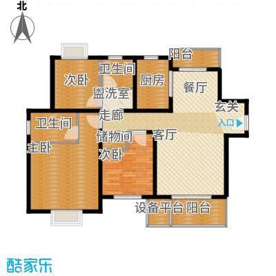 奉贤南桥20万方住宅项目奉贤南桥20万方住宅项目户型图8户型10室