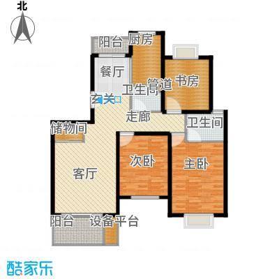 奉贤南桥20万方住宅项目奉贤南桥20万方住宅项目户型图4户型10室