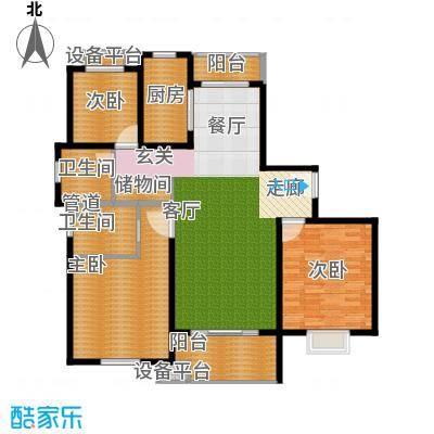 奉贤南桥20万方住宅项目奉贤南桥20万方住宅项目户型图7户型10室