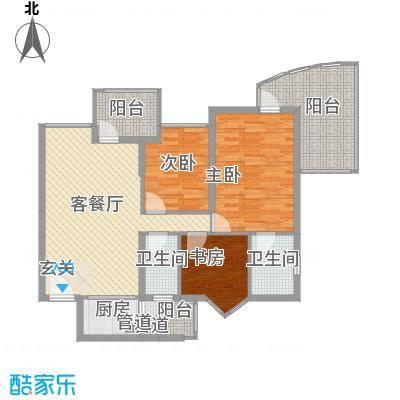 泊林花园泊林花园户型图户型图2室1厅1卫1厨户型2室1厅1卫1厨