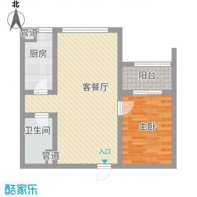 发祥巷发祥巷户型图I户型约65.53㎡1居室1室2厅1卫户型2厅1卫