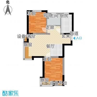 LOHAS上院-7号公寓85.29㎡LOHAS上院-7号公寓户型图(售完)D户型2室2厅1卫1厨85.29㎡2室2厅1卫1厨户型2室2厅