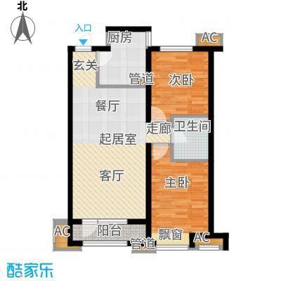 金地长青湾・丹陛金地长青湾・丹陛3户型图5,6号楼户型户型10室