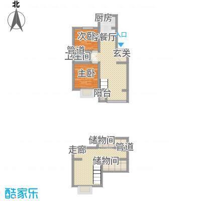 瑞士风情小镇111.77㎡瑞士风情小镇户型图3室2厅1卫户型10室