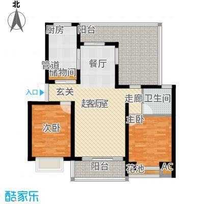新时代景庭别墅新时代景庭别墅户型图上海欧原新时代景庭户型图2室2厅1卫1厨户型2室2厅1卫1厨