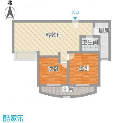 精文城上城95.00㎡上海精文城上城户型10室