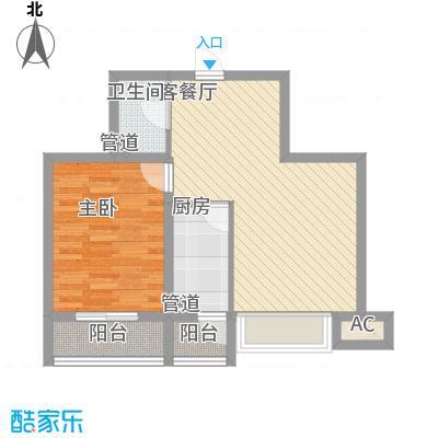 南奥国际63.90㎡南奥国际户型图户型图1室2厅1卫户型1室2厅1卫