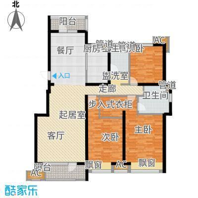 金地长青湾・丹陛金地长青湾・丹陛3户型图7号楼户型户型10室