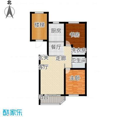 假日兰庭112.70㎡假日兰庭户型图2室2厅1卫户型10室