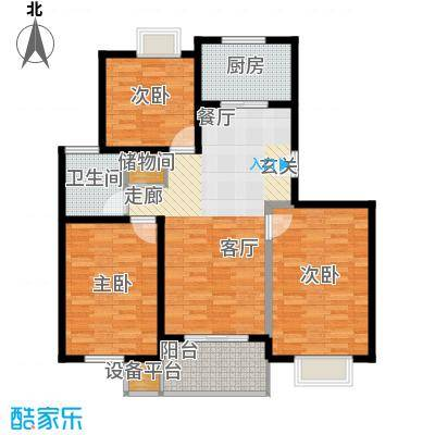 奉贤南桥20万方住宅项目奉贤南桥20万方住宅项目户型图2户型10室