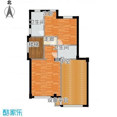 圣罗伦斯95.00㎡圣罗伦斯户型图F户型2层3室2厅2卫户型3室2厅2卫