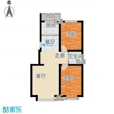 青阳四季园青阳四季园户型图2室2厅1卫户型10室