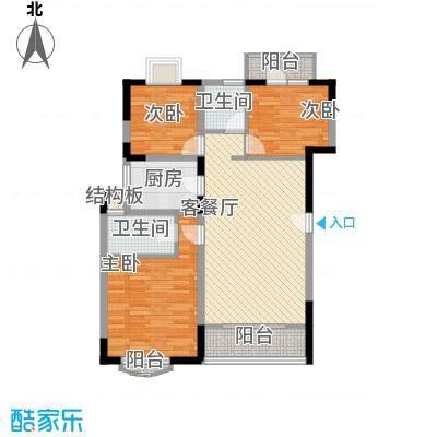 万科温馨家园深圳万科温馨家园户型图1户型10室