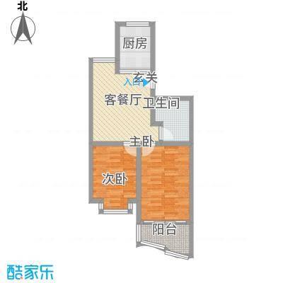 鼎舜赵苑71.46㎡鼎舜赵苑户型10室