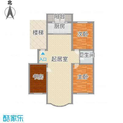 金山小区145.46㎡金山小区户型图3室2厅1卫户型10室