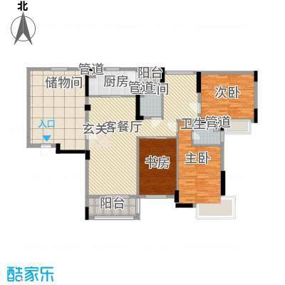富恒浅水湾157.51㎡富恒浅水湾户型图12栋首层02户型4室2厅2卫1厨户型4室2厅2卫1厨