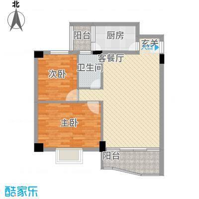 庆峰花园二期庆峰花园二期户型10室