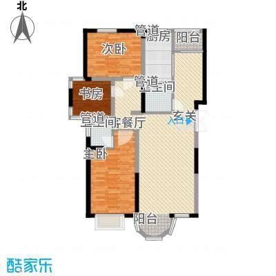 香堤湾130.30㎡香堤湾户型图D户型3室2厅2卫1厨户型3室2厅2卫1厨