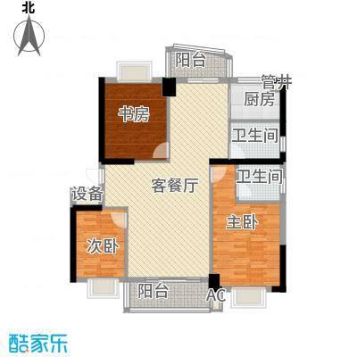 怡和园怡和园3室户型3室