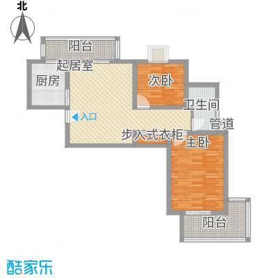 开城新苑上海开城新苑户型10室