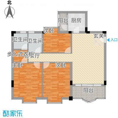 育馨花园育馨花园3室户型3室